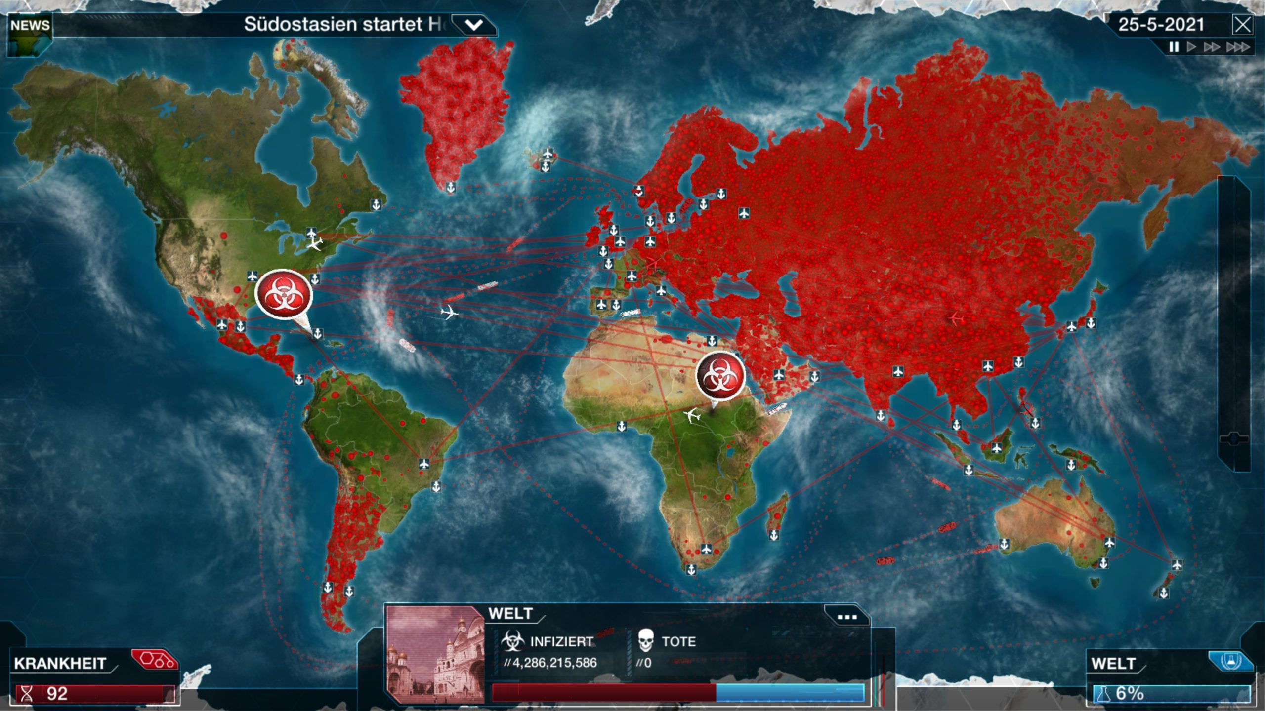 Image of: Plague Inc Designing Virtual Pandemics Learning From Corona